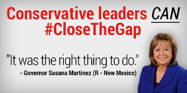 It was the right thing to do. - Governor Susana Martinez (R – New Mexico)